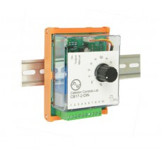 Thyristor Controller with single cycle operation and auto / manual facility CB17-2-DIN