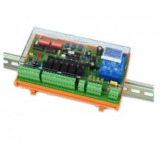 Load Sequencing Controller for Electric Heating Control LSC2A-Relay